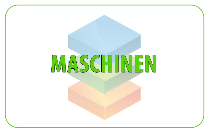 feature maschinen